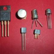 Транзисторы кремниевые фото