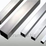 Профиль полый прямоугольный шифр 05/0014 B, мм 60 R mах, мм 0,5 площадь сечения - 4,74 фото