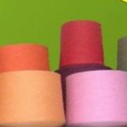 Шпагат колбасный цветной хлопчатобумажный (более цветов и их сочетаний) фото