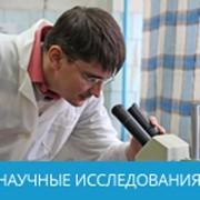 Научные исследования фото