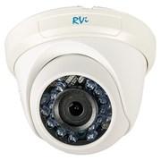 Купольная TVI камера RVi-HDC311B-AT фото