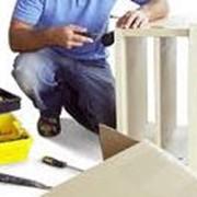 Разборка и сборка мебели фото