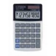 Калькулятор CITIZEN SLD-7008II, 8 разрядный, карманный фото