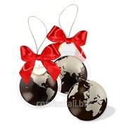 Подарок Глобус из шоколада ШШг70.50-по для Учителей! фото