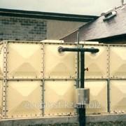 Резервуар для хранения воды до 1500 м3 фото
