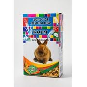 Золотое Зернышко Корм для кроликов с овощами 400г фото
