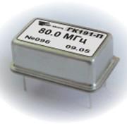 Генератор кварцевый тактовый ГК191-П фото