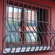Кованные Решетка А00960 фото
