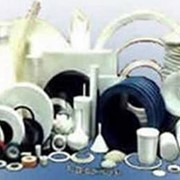 Изделия из резиновых смесей на основе силиконов фото