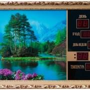 Календарь водопад фото