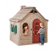 Игровой домик для детей Сказочный коттедж фото