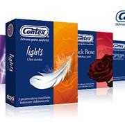 Презервативы CONTEX - блок 12 пачек фото