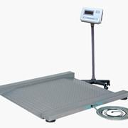 Платформенные весы HERCULES ТИП-2, Весы платформенные фото