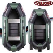 Двухместная лодка Vulkan T235LS слань 34баллон фото