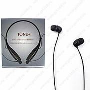 Беспроводные наушники TONE+ Stereo Black (Черный) фото