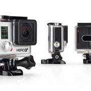 Экшн камера GoPro HD HERO3+ Black Edition (плюс) фото