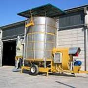 Мобильная зерносушилка Мекмар S 40/310 T2 фото