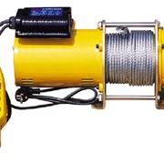 Лебёдка электрическая 230 и 400 вольт фото