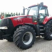 Надаємо послуги тракторами case 310 фото