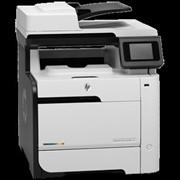 Принтер HP /Color LaserJet Pro 400 M475dn/printer/scanner/copier/fax/A4 фото