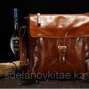 Мужская сумка, кожа МС001 фото