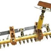 Переключатель трехфазный реечный ПТРЛ-6-63А (треугольник) для ТМ(Г) — 25-250 кВА. (357 х 588 мм.) фото
