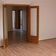 Монтаж межкомнатных дверей фото