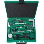 Набор измерительных инструментов 13 шт. фото