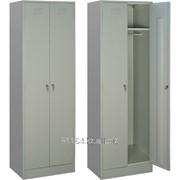 Металлический шкаф для одежды ШРМ – АК/500 фото