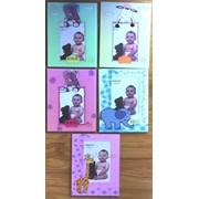 Рамка 10х15 Детская стекляная 15BS1205-3 фото