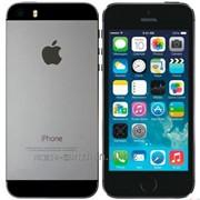 Мобильный телефон Apple iPhone 5S 16Gb Space Gray REF фото