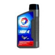 Тормозная жидкость HBF 4 0,5л.