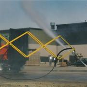 Оборудование резервуарное. Комплекс очистки железнодорожных цистерн