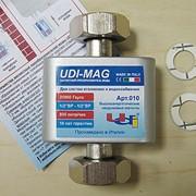 Магнитный преобразователь воды проточного типа 1/2, защита от накипи фото
