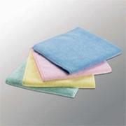 Салфетки для уборки вязаные микроволоконные МикроТафф Свифт фото