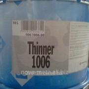 Растворитель органический Tikkurila 1006 для материалов Temalac, 20л. фото
