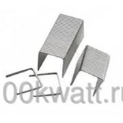 Скоба K-425 для пневмостеплера Sumake 90/25 (25mm 5.8х1х1.25мм, 5000 шт/уп) фото