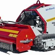 Радиоуправляемая косилка Rotair Speedy Cutter 1200 фото