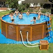 Каркасный бассейн Intex Sequoia Frame 478 x 124 см 28382 фото