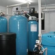 Очистка воды / Водоподготовка: системы для умягчения воды и удаления растворенного железа серии KWS/KFS, KWS TA/KFS TA фото