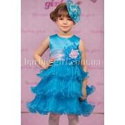 Нарядное детское платье 14-0093 фото