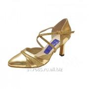 Туфли для стандарта Club Dance ZS-3 фото