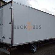Изготовление Промтоварных фургонов фото