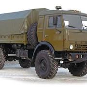 Бортовой тягач КАМАЗ-4326 фото