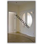 Классическая дверь MDF, арт. 2 фото