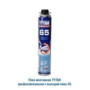 Пена профессиональная tytan65 750мл польша фото