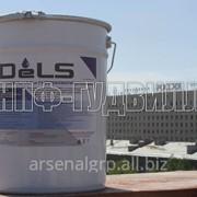Жидкая резина (гидроизоляция ДеЛЬС), цветная, полимерная, морозостойкая.