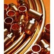 Медная неотожжонная труба Sanco фото