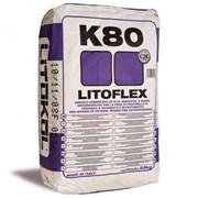 Клей плиточный Литокол К-80 25кг фото