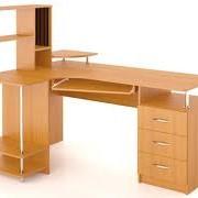 Угловой стол компьютерный фото
